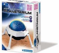 Clementoni Science Museum Make Your Own A real planetarium to discover the secrets of the night sky. A real planetarium with a celestial dome Able to learn how to recognise stars and constellations Approved by the Science Museum Size H21. W http://www.com...