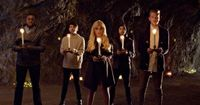 Even if you've already seen this chillingly beautiful version of 'Mary Did You Know' by Pentatonix around the web, it's worth a couple more listens. Find the al