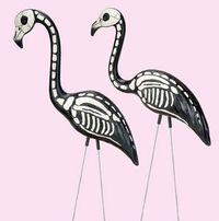 ***NEWS FLASH*** Just found out I now live less than five miles from a plastic flamingo manufacturer. So, really, this last move was just the mother ship callin