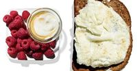 Nibble away with these healthy snacks that all clock in at 100 calories or less.