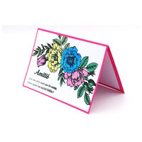 This pretty card with flowers is ideal to say how much your friend is important to you! Buy here: https://etsy.me/2Nr9mW6