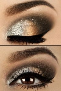 When you are invited to the parties, what kind of makeup should you wear? There isn't a better option than the shimmer look. Today's post is about the party mak