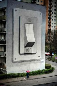 Spanish artist, Escif was recently in Poland for...