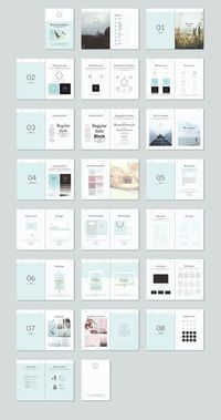 Brand Guidelines by Imagearea on