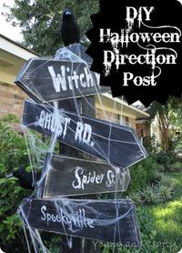 18 easy ideas for Halloween with step-by-step tutorials. Easy Halloween Ideas you can implement for your upcoming party or Halloween decorations.