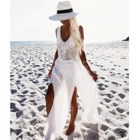 LONG DRESS BEACH COVER UP �'�7700.00