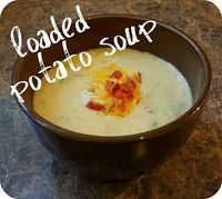 According to poster: I made this. It is THE BEST POTATO SOUP I've ever had!!!!! A must-try!