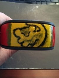 Has anyone decorated their Magic Bands? Please show us the pictures! - Page 183 - The DIS Discussion Forums - DISboards.com