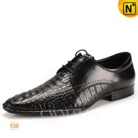 CWMALLS® Pointed Toe Leather Oxfords CW716223