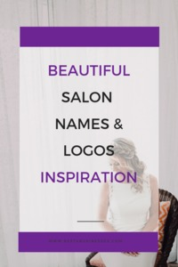 Salon Names and Logos inspirations