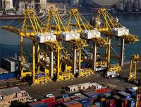 DP World posts double-digit growth in revenue in H1