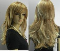 Hey even though this is not real hair.....LOVE the cut.......long textured cut with shorter layers and bangs....cute.