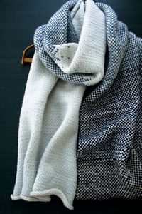 Laura's Loop: ArcticWrap - The Purl Bee - Knitting Crochet Sewing Embroidery Crafts Patterns and Ideas!