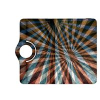 """Abstract 01 Kindle Fire HDX 8.9"""" Flip 360 Case"""