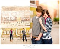 Great example of using wide and long lenses in photography - Katelyn James Photography.