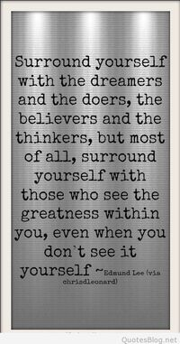Greatness within you quote