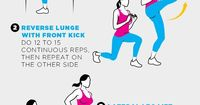 Get step-by-step instructions for this lower-body workout.