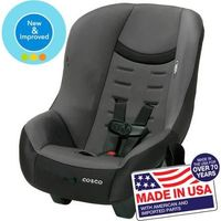 Cosco Scenera NEXT $45 -- An inexpensive seat for grandma and grandpa's car (to replace Safety 1st seat when outgrown RFing). Rear-facing until 40lbs/40inches. Not a good forward-facing seat.