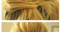 I need good wedding hair I can do myself for an upcoming black-tie wedding--looks simple enough.