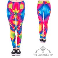 �Ÿ'– Psychedelic Rainbow Prism Leggings �Ÿ' Join our mailing list for 10% off! �Ÿ˜ Order here https://theleggings.shop