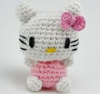 Exclusive Hello Kitty Crochet Tip#2: It's in the eyes, nose and ... | 188x200