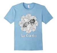 Color Me Save Our Bees DIY Coloring Tshirt