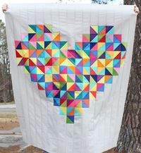 *Red Poppy Quilts*: LOVE Quilt