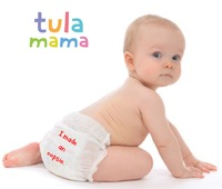 Funny diaper messages