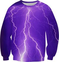 Lightning Sweatshirt $75.00