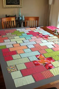 quilt patterns, quilt tutorials and cross quilt.