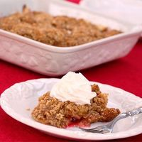 Apple Cranberry Crisp | Delicious Apple Recipes | Food | Disney Family.com