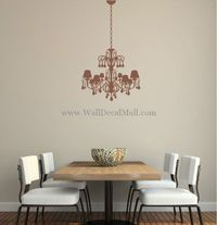 Antique Syangdeurie Lamps Wall Decals