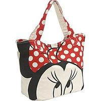 Loungefly Minnie Mouse Tote - eBags.com