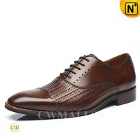 CWMALLS® Lace-up Leather Dress Loafers CW707020