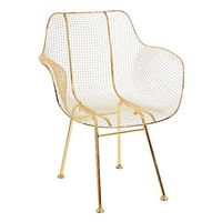 Haven Gold Dining Chair