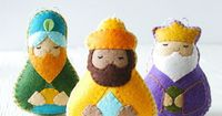 PDF Pattern The Magi Nativity Three Wise Men by sosaecaetano