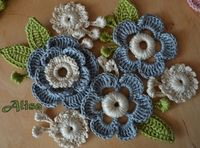 Thispostwas discovered by Angie Hartley. Discover (and save!) your own Pins on Pinterest. | See more about irish crochet, crochet flowers and irish.