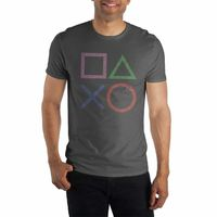 Playstation Buttons Shirt For Men $23.47