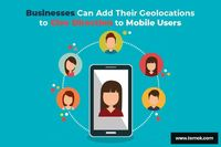 Consider Geolocation.