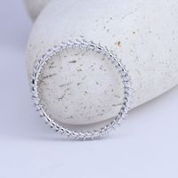 925. sterling silver Wire Wrapped charm ring, Knuckle Ring, Boho Ring, Gift for Her, Gift Your Girl $10.99