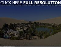 Huacachina, Peru awesome place to visit 2015