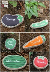 These easy crafts are a fun way to accessorize your garden.