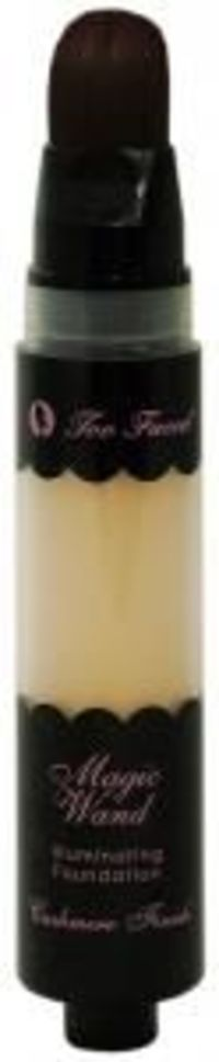 Too Faced - New TOO FACED MAGIC WAND FOUNDATION - NEW YORK LIGHT For that soft flawless amp; semi-matte finish look no further than Too Faced Magic Wand Foundation in New York Light. This is a neutral fair tone perfect for those with fair skin and golden ...
