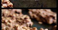 Chocolate Oatmeal No Bake Cookies... These were my childhood favorites! {via