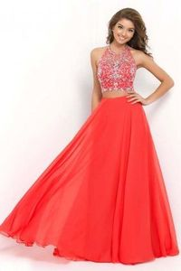 Persimmon High Waist Latest Evening Gown Designs 2015