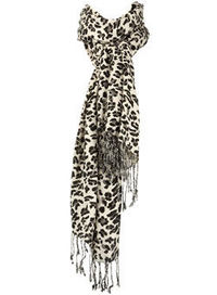Dorothy Perkins Cream animal print wrap Cream wrap with black and grey animal print and self tassles. Rectangular shape. 100% Viscose. Hand wash. http://www.comparestoreprices.co.uk/womens-accessories/dorothy-perkins-cream-animal-print-wrap.asp