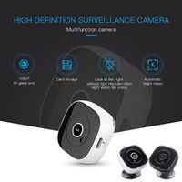 H9 Wireless 120° WIFI HD 1080P Mini IP Security Camera Home Night Vision