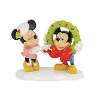 Department 56: Products - Mickeys Christmas Spirit - View Accessories
