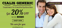 Cialis Generic (tadalafil) is nicknamed �€œThe Weekender Pill�€ because it lasts up to 36 hours. Some people prefer Cialis (tadalafil) because it lasts longer than Viagra (sildenafil) which typically last up to 8 h...
