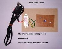 Physics Working Model For Class 12 - Buy Physics Working Model For Class 12 at affordable price. We provide wide range of physics working models for all classes. Contact us for more information - https://www.amitbookdepot.com